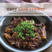 Buy the Easy Slow Cooker cookbook