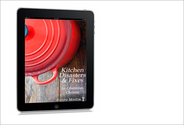 Kitchen Disasters & Fixes App for the iPhone or iPad by Sutro Media