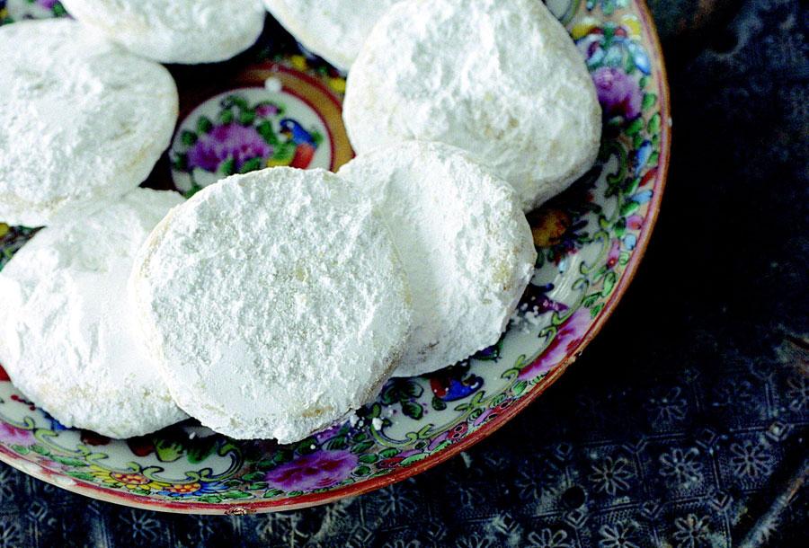 Lemon Meltaway Cookie
