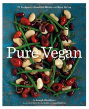 Buy the Pure Vegan cookbook