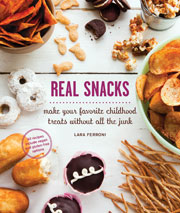 Buy the Real Snacks cookbook