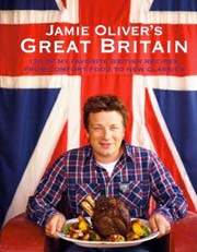 Buy the Jamie Oliver's Great Britain cookbook