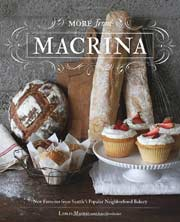 Buy the More from Macrina cookbook