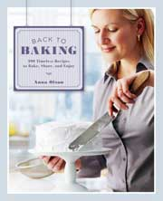 Buy the Back to Baking cookbook