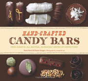 Buy the Hand-Crafted Candy Bars cookbook