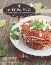 Buy the Muy Bueno cookbook
