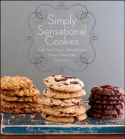 Buy the Simply Sensational Cookies cookbook