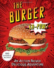 Buy the The Burger cookbook