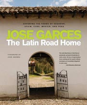 Buy the The Latin Road Home cookbook