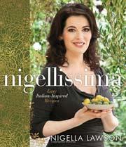 Buy the Nigellissima cookbook