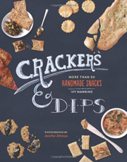 Buy the Crackers & Dips cookbook