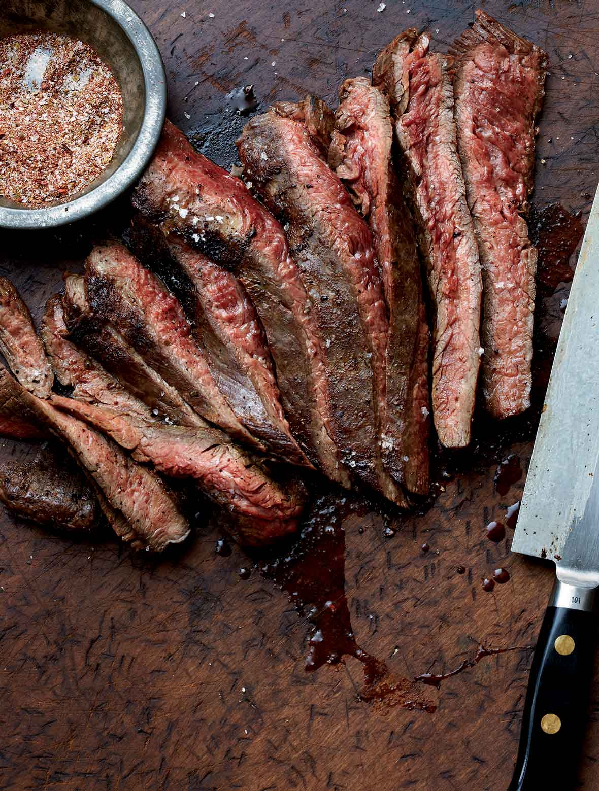 Watch Pan-Grilled Flank Steak video