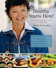 Buy the Healthy Starts Here! cookbook