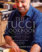 Buy the The Tucci Cookbook cookbook