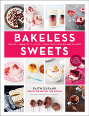 Buy the Bakeless Sweets cookbook