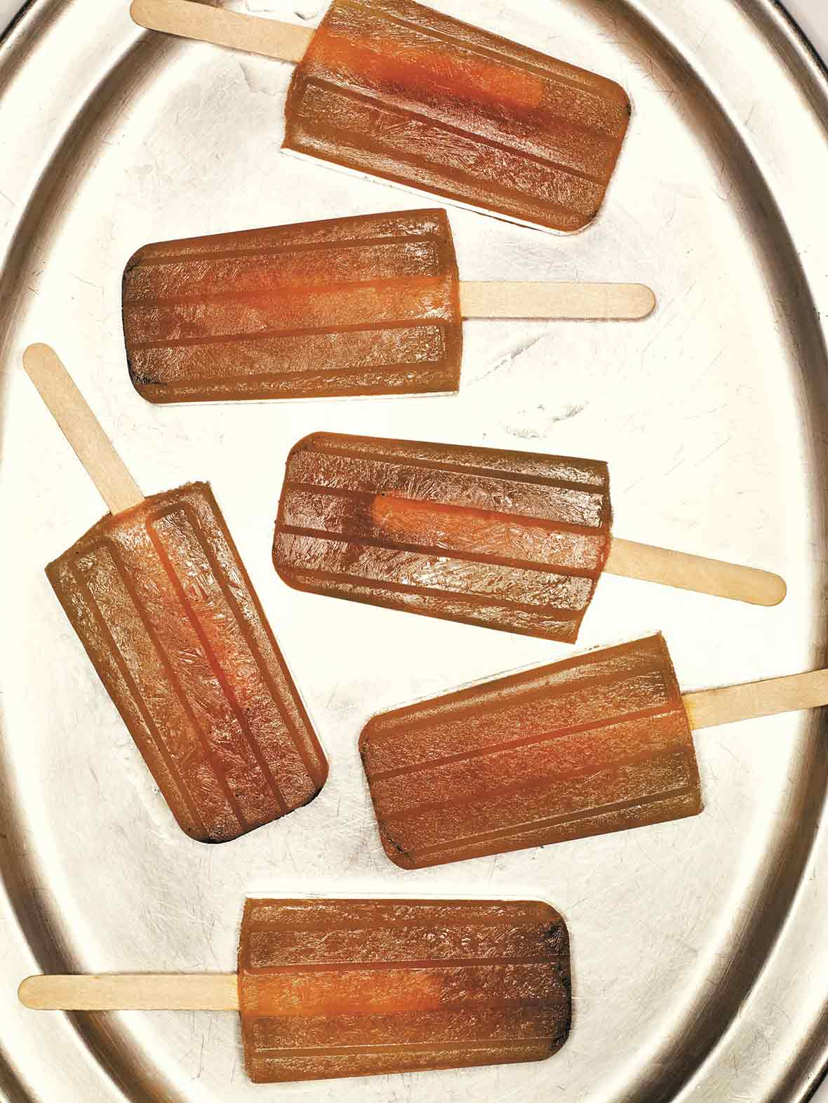 Iced Tea Popsicles