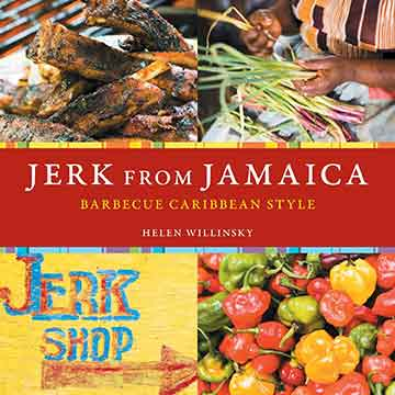 Buy the Jerk from Jamaica cookbook