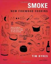 Buy the Smoke: New Firewood Cooking cookbook