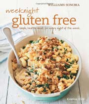 Buy the Williams-Sonoma Weeknight Gluten Free cookbook