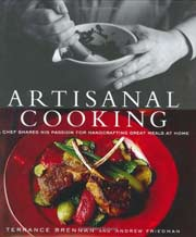 Buy the Artisanal Cooking cookbook