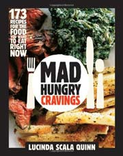 Buy the Mad Hungry Cravings cookbook
