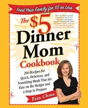 The $5 Dinner Mom Cookbook