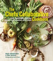 Buy the The Chefs Collaborative Cookbook cookbook