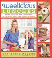 Buy the Weelicious Lunches cookbook