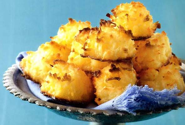 Sally's Coconut Macaroons