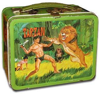 Tarzan Lunchbox