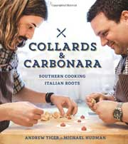 Buy the Collards & Carbonara cookbook