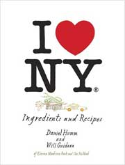 Buy the I Love New York cookbook