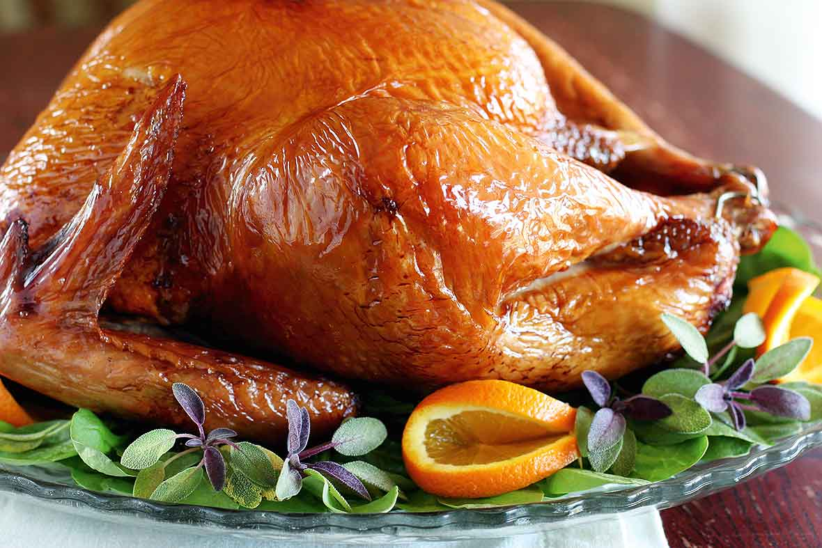 Smoked Turkey Recipe Leite S Culinaria