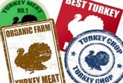 Turkey Labels