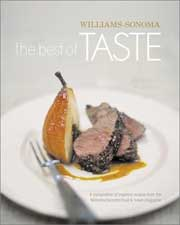 Buy the Williams-Sonoma: The Best of Taste cookbook