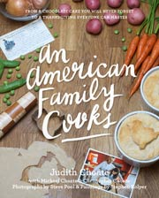 Buy the An American Family Cooks cookbook