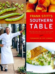 Buy the Frank Stitt's Southern Table cookbook