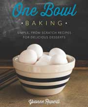 Buy the One Bowl Baking cookbook