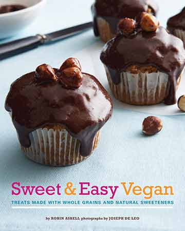 Buy the Sweet & Easy Vegan cookbook