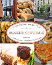 Buy the Brooklyn Chef's Table cookbook