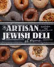 Buy the The Artisan Jewish Deli at Home cookbook