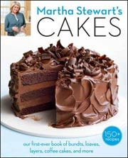 Buy the Martha Stewart's Cakes cookbook
