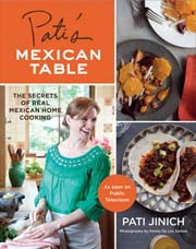 Buy the Pati's Mexican Table cookbook