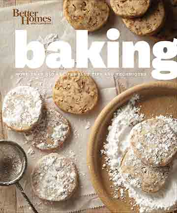 Buy the Better Homes and Gardens Baking cookbook