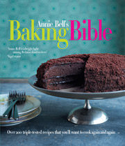 Buy the Annie Bell's Baking Bible cookbook