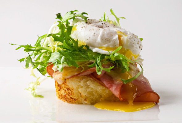 Croque Frisee