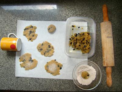 Olive Cookies 1