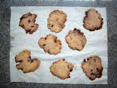 Olive Cookies 2