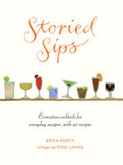 Buy the Storied Sips cookbook