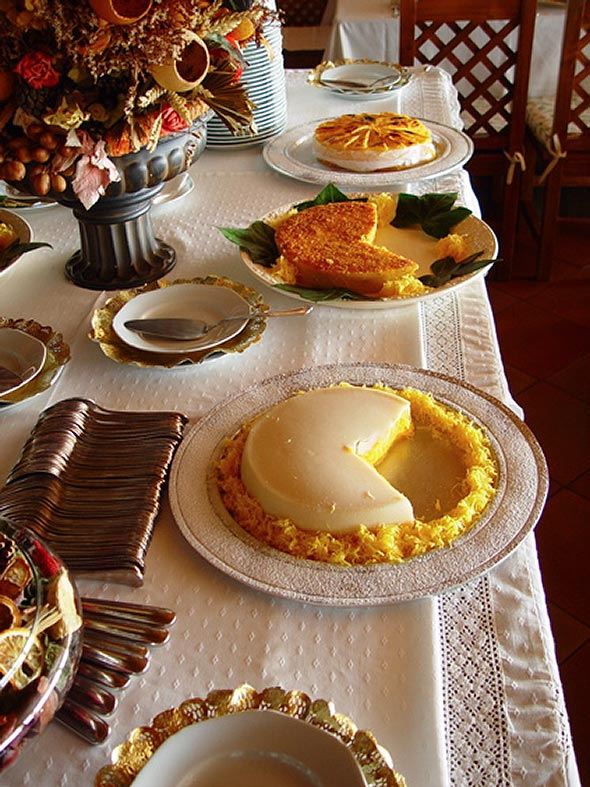 A Bolota Dessert Table
